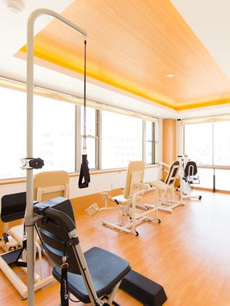健康訓練室